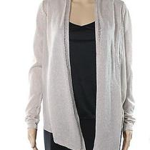 Inc New Plae Blush Pink Womens Size Small S Open-Front Cardigan Sweater 69 421 Photo