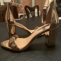 Inc Rose Gold Heel Photo