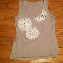 Inc Top Blouse Size Medium Photo