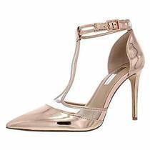 Inc Womens Kaeley Solid Pumps Dress Heels Rose Gold Size 9.5 Photo