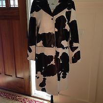 Incredible - Fendi Real Calf Print Duster - Fur - Animal Print  Coat  Photo