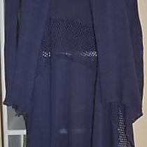 Indah Long Knit Shrug Photo