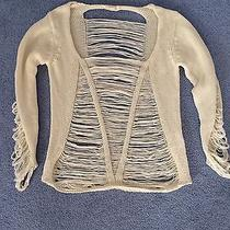 Indah Stylish Sweater S Off White Photo