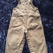 Infant Boy Carhartt Overalls Size 18 Months Photo