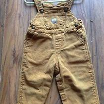 Infant Boys  sz.12 Months Carhartt Coveralls Photo