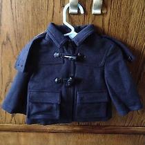 Infant Burberry Duffle Coat  Photo