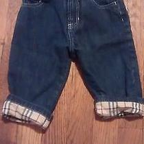 Infant Burberry Jeans Photo