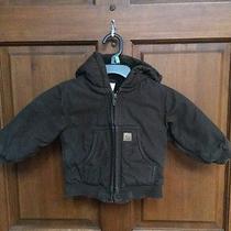 Infant Carhartt Coat 12m Photo
