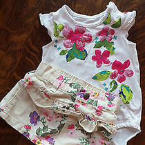 Infant Carhartt Skirt and Onesie Size 6 Months Photo
