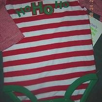 Infant Christmas Onesie by Carter's Photo
