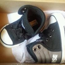 Infant Converse Shoes Photo