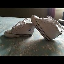 Infant Converse Shoes Size 2 Photo