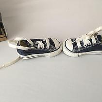 Infant Converse Shoes Size 2 Photo