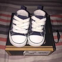 Infant Converse Size 1 Photo