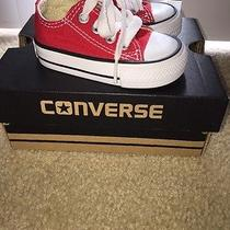 Infant Converse Size 2 Photo
