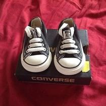 Infant Converse Size 3 Photo