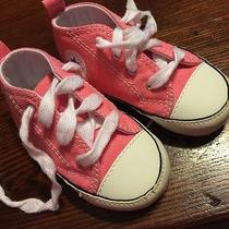 Infant Converse Size 4 Pink Photo