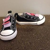 Infant Converse Slip On's Size 3 Photo