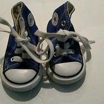 Infant Converse Sneakers Photo