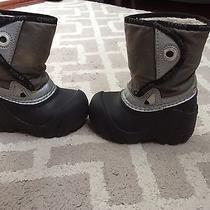 Infant Croc Waterproof Boots Photo