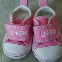 Infant Girl Converse Shoes Photo