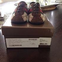 Infant Gucci Crib Shoes  Photo