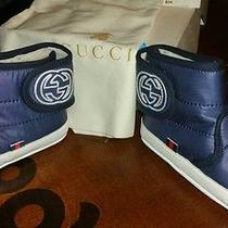 Infant Gucci Shoes Size 19 Photo