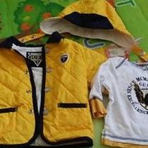 Infant Guess Jacket Set Photo