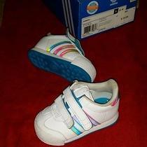Infant Holographic Adidas Samoas Photo
