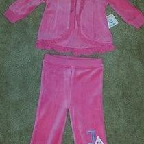 Infant Juicy Couture Sweatsuit Photo