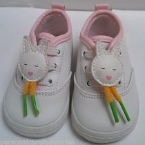 Infant Keds Bunny Rabbit Girls Shoes Size 2 Photo