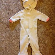 Infant Lamb Halloween Costume 2 Pieces Photo