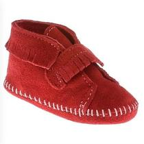Infant Minnetonka Moccasins Size 2 Photo