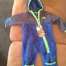 Infant Northface Snow Suit Photo