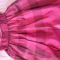 Infant Pink Burberry Dress Photo