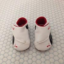 Infant Puma Ferrari Shoes Photo
