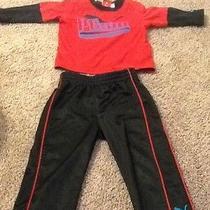 Infant Puma Outfit Photo
