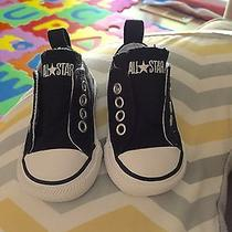Infant Size 2 Converse All Stars Photo