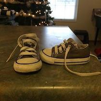 Infant Size 4 Converse Photo