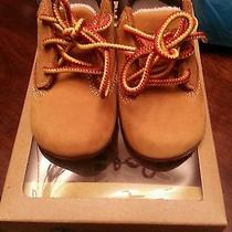 Infant Timberlands Size 1 Photo