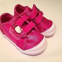 Infant/toddler Size 3 Hello Kitty Keds Photo