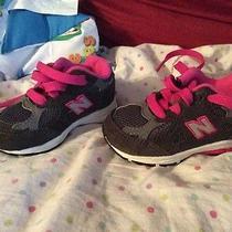 Infant/toddler Sz 3 New Balance Shoes Photo