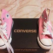 Infant/todlers Converse Sneakers Photo