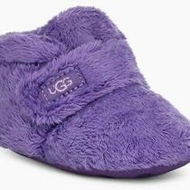 Infant Ugg Bixbee Bootie in Violet Bloom Textile in Us Size 0/1 Photo