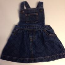 Infants 9 Months Denim Jumper Ralph Lauren Photo