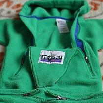 Infants Patagonia Overcoat Onesie (Green) Photo