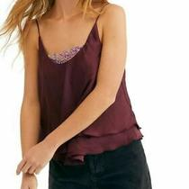 Intimately by Free People Women Turn It on Ob1064843 Cami Bloom Top Size Xs Photo