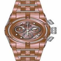 Invicta Women's 14610 Jason Taylor Quartz Chronograph Rose Gold Dial Watch Photo
