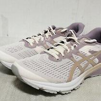Ip3-2316 Asics Gt 1000 8 Blush Frosted Almond Women's Running Shoes Sz 9.5 Photo
