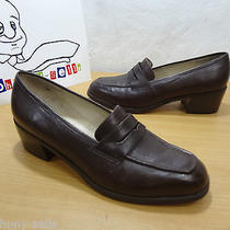 Ipanema Brown Leather Loafers 2